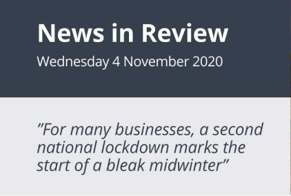 News in Review Wednesday 4th November 2020