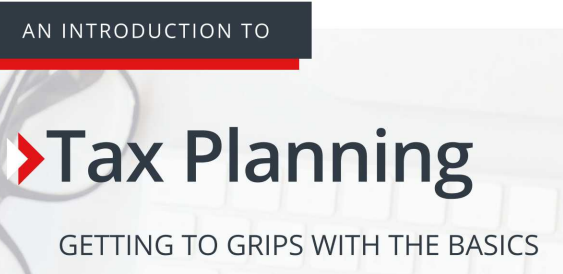 An Introduction to Tax Planning