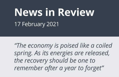 News in Review Wednesday 17th February 2021