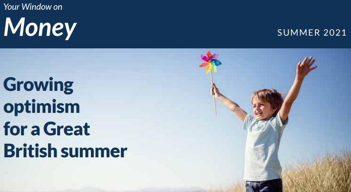 Money Newsletter Summer 2021